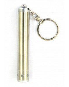 Фонарь-брелок AR 1201 (019) (металл, линза, 4хG13)