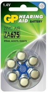 Эл. питания GP ZA675 (Blister)