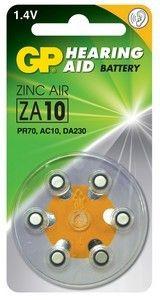 Эл. питания GP ZA10 (Blister)