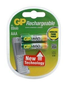 Аккумулятор  GP R03 Ni-Mh ( 650 mAh )