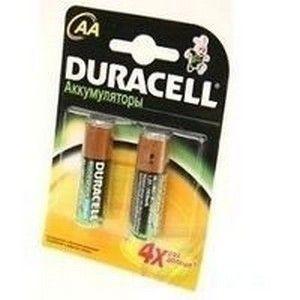 Аккумулятор  DURACELL R6 Ni-Mh ( 2500 mAh )