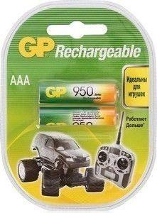 Аккумулятор  GP R03 Ni-Mh ( 950 mAh )