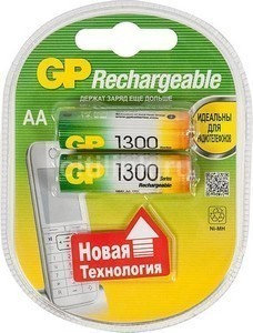Аккумулятор GP R6 Ni-Mh ( 1300 mAh )