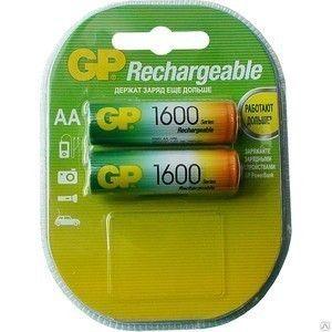 Аккумулятор GP R6 Ni-Mh ( 1600 mAh )