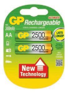 Аккумулятор GP R6 Ni-Mh ( 2500 mAh )