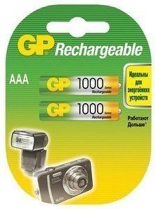Аккумулятор GP R03 Ni-Mh ( 1000 mAh )