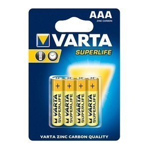 Эл. питания VARTA R03 Superlife 2003 (Blister)