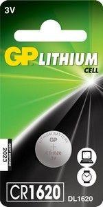 Эл. питания Lithium GP CR1620 (BC-1)