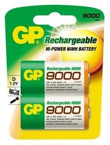 Аккумулятор GP R20 Ni-Mh ( 9000 mAh )