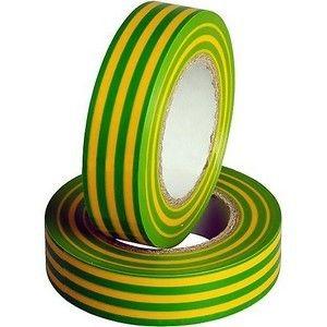 ЕГ Изолента 15-20М Желто-зеленый