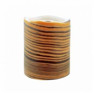 Светильник  СТАРТ  1LED свеча бамбук