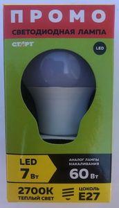 Лампа GE 60C1/CL/E14 (ДС 60Вт)