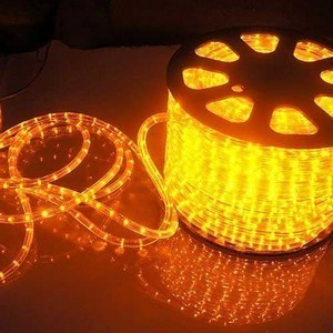 Лента LED дюралайт Al 23LED (желтый)