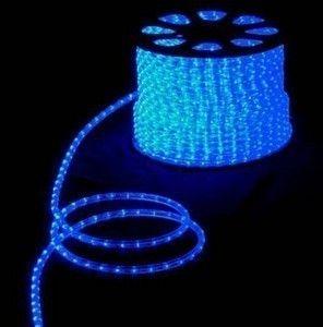 Лента LED дюралайт Al 23LED (синий)