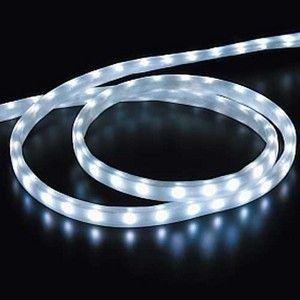 Лента LED дюралайт Cu 24LED (белый теплый)