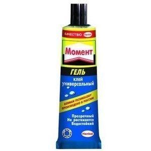 Клей Henkel Момент гель 30мл