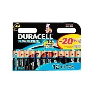 Эл. питания DURACELL LR6 Ultra Power (Blister 12 шт.)