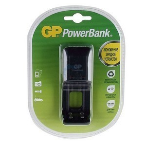 ЗУ GP PB330GS-CR1  (2XR6, R03)
