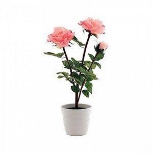 Светильник СТАРТ LED Роза - 3 (розовый)
