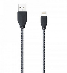 Кабель USB (А) шт.- Apple 8 pin (iPhone 5)  1.0м  AWEI CL-981 (нейлон)