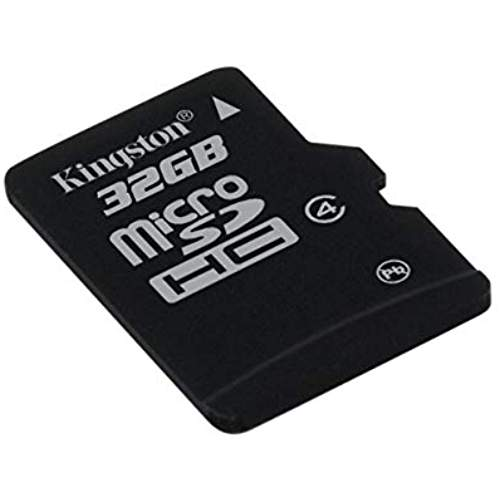 Micro SD HC card 32Gb Kingston (Class 4, без переходника)