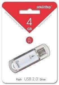 Купить USB 2.0 Flash Drive  4Gb Smartbuy V-Cut (silver)  в интернет магазине ЧАС с доставкой по Севастополю и Крыму. Приобрести USB 2.0 Flash Drive  4Gb Smartbuy V-Cut (silver)  по выгодной цене можно в одном из наших магазинов или сделав заказ на сайте.  Возможна доставка заказов любой ТК по всей территории России.