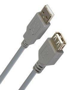 Купить Кабель USB (A) шт.- USB (A) гн.  1,8м  (USB удлинитель) K-819  в интернет магазине ЧАС с доставкой по Севастополю и Крыму. Приобрести Кабель USB (A) шт.- USB (A) гн.  1,8м  (USB удлинитель) K-819  по выгодной цене можно в одном из наших магазинов или сделав заказ на сайте.  Возможна доставка заказов любой ТК по всей территории России.