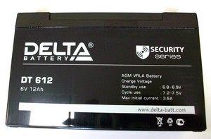 Купить Аккумулятор свинцовый DELTA DT- 612 (6V 12Ah)  в интернет магазине ЧАС с доставкой по Севастополю и Крыму. Приобрести Аккумулятор свинцовый DELTA DT- 612 (6V 12Ah)  по выгодной цене можно в одном из наших магазинов или сделав заказ на сайте.  Возможна доставка заказов любой ТК по всей территории России.