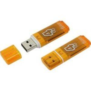Купить USB 2.0 Flash Drive  4Gb Smartbuy Glossy (orange) в интернет магазине ЧАС с доставкой по Севастополю и Крыму. Приобрести USB 2.0 Flash Drive  4Gb Smartbuy Glossy (orange) по выгодной цене можно в одном из наших магазинов или сделав заказ на сайте.  Возможна доставка заказов любой ТК по всей территории России.