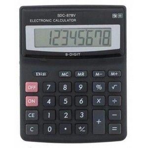 Купить Калькулятор SDC-878V в интернет магазине ЧАС с доставкой по Севастополю и Крыму. Приобрести Калькулятор SDC-878V по выгодной цене можно в одном из наших магазинов или сделав заказ на сайте.  Возможна доставка заказов любой ТК по всей территории России.