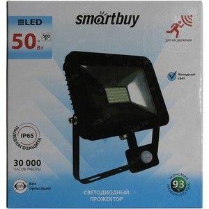 Купить Прожектор светодиодный с ДД Smartbay FL Sensor 50W 6500K IP65 (SBL-FLSen-50-65K) в интернет магазине ЧАС с доставкой по Севастополю и Крыму. Приобрести Прожектор светодиодный с ДД Smartbay FL Sensor 50W 6500K IP65 (SBL-FLSen-50-65K) по выгодной цене можно в одном из наших магазинов или сделав заказ на сайте.  Возможна доставка заказов любой ТК по всей территории России.
