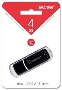 Купить USB 2.0 Flash Drive  4Gb Smartbuy Crown (black)  в интернет магазине ЧАС с доставкой по Севастополю и Крыму. Приобрести USB 2.0 Flash Drive  4Gb Smartbuy Crown (black)  по выгодной цене можно в одном из наших магазинов или сделав заказ на сайте.  Возможна доставка заказов любой ТК по всей территории России.