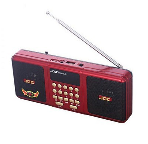 Купить Р/приемник JOC H-1811-BT (BT, FM Scan, MP3 USB/micro SD, 2 динамика, Li-ion 18650) в интернет магазине ЧАС с доставкой по Севастополю и Крыму. Приобрести Р/приемник JOC H-1811-BT (BT, FM Scan, MP3 USB/micro SD, 2 динамика, Li-ion 18650) по выгодной цене можно в одном из наших магазинов или сделав заказ на сайте.  Возможна доставка заказов любой ТК по всей территории России.