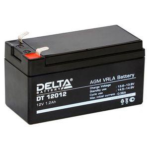 Купить Аккумулятор свинцовый DELTA DT-12012 (12V 1,2Ah) в интернет магазине ЧАС с доставкой по Севастополю и Крыму. Приобрести Аккумулятор свинцовый DELTA DT-12012 (12V 1,2Ah) по выгодной цене можно в одном из наших магазинов или сделав заказ на сайте.  Возможна доставка заказов любой ТК по всей территории России.