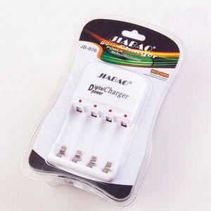 Купить ЗУ Jiabao JB-806 (4 х АА, ААА)  Charger в интернет магазине ЧАС с доставкой по Севастополю и Крыму. Приобрести ЗУ Jiabao JB-806 (4 х АА, ААА)  Charger по выгодной цене можно в одном из наших магазинов или сделав заказ на сайте.  Возможна доставка заказов любой ТК по всей территории России.