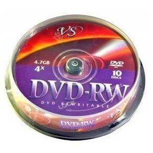 Купить DVD-RW  S- 10 Box VS 4.7Gb -4х  в интернет магазине ЧАС с доставкой по Севастополю и Крыму. Приобрести DVD-RW  S- 10 Box VS 4.7Gb -4х  по выгодной цене можно в одном из наших магазинов или сделав заказ на сайте.  Возможна доставка заказов любой ТК по всей территории России.